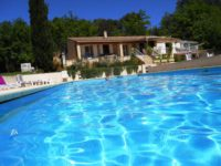 Provence, Luberon, familiale B & B, groot zwembad