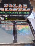 23 sets of GABBAGE PATCH KIDS hologram stickers